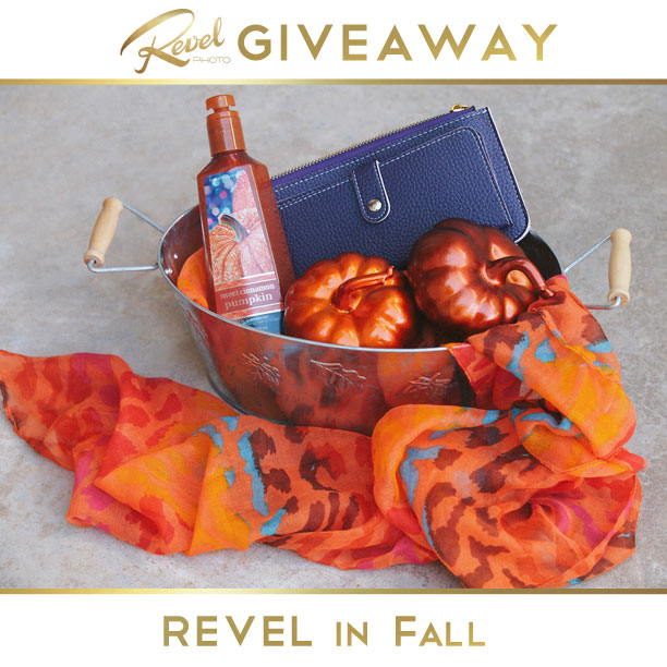 REVELphoto Fall Giveaway